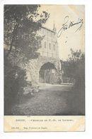 DIGNE  (cpa 04)  Chapelle De N.D. De Lourdes  - L 1 - Digne
