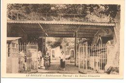 L10J076 - Le Boulou - Etablissement Thermal - La Source Clémentine - APA Poux - France