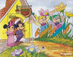 Grenada-Grenadinen Block102 (kompl.Ausg.) Postfrisch 1985 Walt-Disney-Figuren - St.Vincent & Grenadines