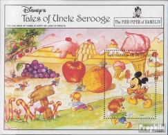 St. Vincent-Grenadinen Block134 (kompl.Ausg.) Postfrisch 1992 Walt-Disney-Film - St.Vincent E Grenadine