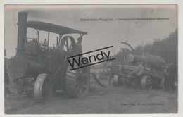 Brasschaat (transport D'obusiers Avec Tracteur) - Brasschaat