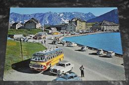 1377  Gotthard Passhöhe  2108 M. Autos Cars  Bus - Bus & Autocars