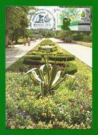 Moldovei  2016  Mi.Nr. 948 , EUROPA CEPT - Think Green - Maximum Card -Ersttagsstempel Moldovei  05.04.2016 - Moldova