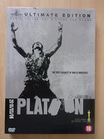 Platoon - Ultimate Edition - Import NL - 2 DVD - Historia