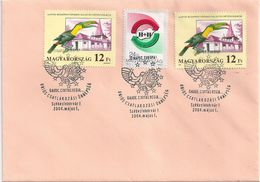 9771 Hungary SPM Fauna Animal Bird Organization EU - Institutions Européennes