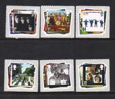 GB 2007 QE2 Beatles Set Of 6 Stamps UMM  ( R809 ) - Unused Stamps