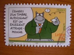 France Obl Le Chat  N° 56 - France