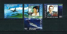 Vanuatu  Nº Yvert  1005/8  En Nuevo - Vanuatu (1980-...)
