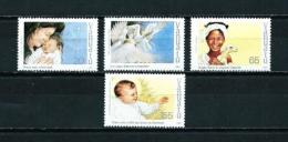 Vanuatu  Nº Yvert  818/21  En Nuevo - Vanuatu (1980-...)