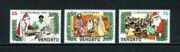 Vanuatu  Nº Yvert  702/4  En Nuevo - Vanuatu (1980-...)