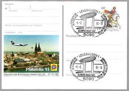 CANDIDATURA DE BERLIN A JUEGOS OLIMPICOS 2000 - Candidature Of Berlin. Leverkusen 1992 - Verano 2000: Sydney