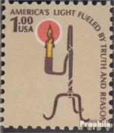 USA 1391 (kompl.Ausg.) Postfrisch 1979 Americana - Kerzenhalter - United States
