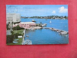 > Bermuda Royal Bermuda Yacht Club  Has Stamp & Cancel--ref 2872 - Bermuda