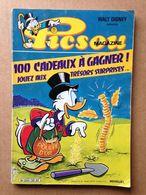 Disney - Picsou Magazine ° Année 1982 - N°130 (avec Grand Défaut D'usure) - Picsou Magazine