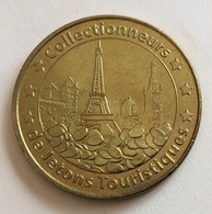 Numérotée Monnaie De Paris 87.Limoges - Association Jetons Touristiques 2 - 2010. 50 Ex. - Monnaie De Paris