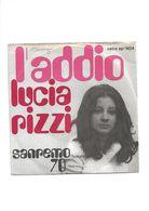 LUCIA RIZZI - L'ADDIO - SANREMO 1970 - Vinyl Records