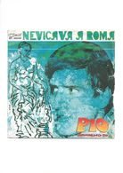 PIO - NEVICAVA A ROMA - SANREMO 1970 - Vinyl Records
