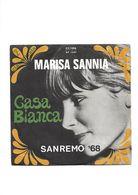 MARISA SANNIA - CASA BIANCA - SANREMO 1968 - 2.a CLASSIFICATA - Vinyl Records