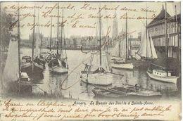 ANVERS - Le Bassin Des Yachts à Sainte-Anne - Antwerpen