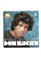 DON BACKY - BIANCHI CRISTALLI SERENI - SANREMO 1971 - Vinyl Records