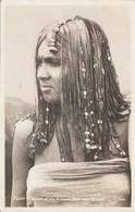 EGYPT - Woman Of The Bisharin Race Near Assouan - Egypt