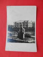 SVERDLOVSK 1930x Fountain On The Square. Russian Photo Postcard. - Russie