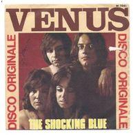 THE SHOCKING BLUE - VENUS / HOT SAND - Vinyl Records