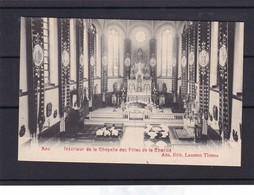 Ans - Intérieur De La Chapelle Des Filles De La Charité - Ans