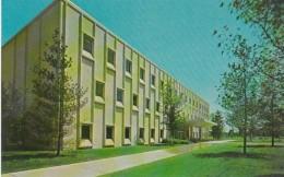 Indiana Notre Dame Computing Center and Mathematics Building Uni