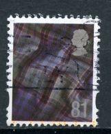 Scotland 2008 81p Tartan Issue #32 - Ruanda-Urundi