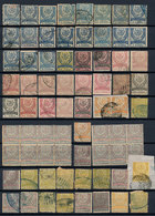 Stamps Turkey Big Lot Used - Used Stamps
