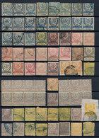 Stamps Turkey Big Lot Used - 1858-1921 Empire Ottoman