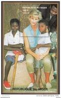 944a Niger 1997 Principessa Princess Of Wales Lady Diana Bambini Africanii Nuovo MNH - Niger (1960-...)