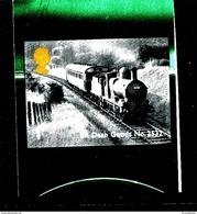 GREAT BRITAIN - 2011  1st CLASS  LOCOMOTIVES OF ENGLAND  EX   BOOKLET   MINT NH - 1952-.... (Elisabetta II)