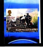 GREAT BRITAIN - 2012  1st CLASS LOCOMOTIVES OF SCOTLAND  EX  BOOKLET   MINT NH - 1952-.... (Elisabetta II)