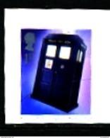 GREAT BRITAIN - 2013  DOCTOR WHO  1st TARDIS  EX  BOOKLET  MINT NH - 1952-.... (Elisabetta II)