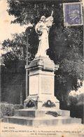 Saint Cyr Sur Morin Monument Aux Morts Canton Rebais - France