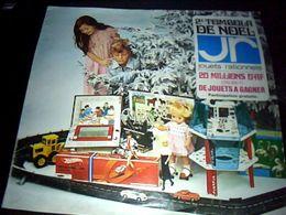 """Catalogue Jouets  """"tombola De Noel""""  JR-  Annee 1970  --4 Pages - Autres"""