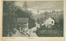 Geulem 1922; Wandelweg. Groeten Uit Geulem - Gelopen. (H. J. Bergsteijn - Geulem) - Autres