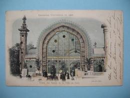 CPA   Exposition Universelle De 1900 Une Des Serres De La Ville De Paris - Exhibitions