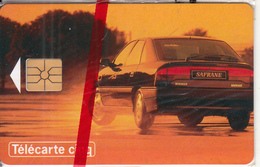 FRANCE - Renault Safrane, Tirage %10000, 01/95, Mint - 5 Unità