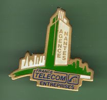 FRANCE TELECOM ***  NANTES *** A033 - France Telecom