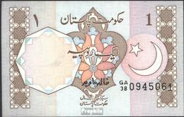 Pakistan Pick-Nr: 27k Bankfrisch 1983 1 Rupee - Pakistan