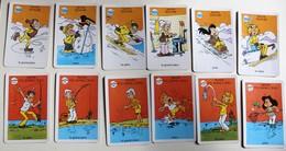 Jeu De Cartes Les Aventures De Marc Et Julie Loisirs Jean Pol - Playing Cards
