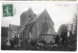 50 - GENÊTS - L'église    N - France