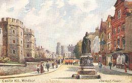 """""""Charles E.Flower. Castle Hill. Windwon Tuck Oilette Postard # 7939 - Tuck, Raphael"""