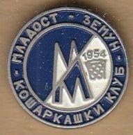 Basketball Club Mladost, Zemun, Serbia / Pin, Badges, Badge - Basketball