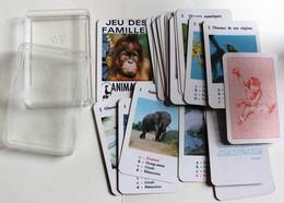 Ancien Jeu Des 7 Familles Les Animaux Marque WILLEB - Autres