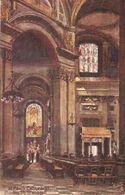 """Charles E.Flower. London. St. Paul Thedral. North Transept""  Tuck Oilette Postard # 7940 - Tuck, Raphael"