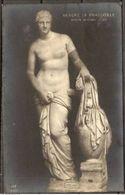 1934 Vaticano Vatican Storia Postale MEDAGLIONI '33 5v.cartolina VENERE PRASSITELE VENUS Viagg. Vaticano Verona Postcard - Vatican
